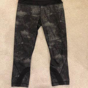 Lululemon crop luxtreme leggings